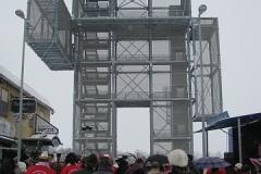 Karneval am Indemann- es schneit